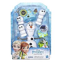 Игровой набор Frozen Fever Олаф Hasbro