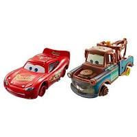 """Игровой набор МакКвин и Мэтр без покрышек """"Тачки""""/Pixar Cars"""