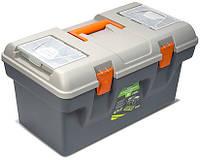 Ящик-органайзер/ кейс для инструментов и мелочей пластиковый