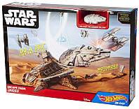 """Игровой набор Хот Вилс """"Побег из Джакка/Джакки"""" Star Wars Hot Wheels CGN32"""