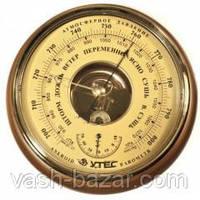 Бытовой барометр Утес БТК СН 14 материал береза