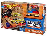 Игровой набор Скоростная спусковая установка, Hot Wheels