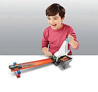 Игровой набор Хот Вилс Скоростная спусковая установка, Hot Wheels