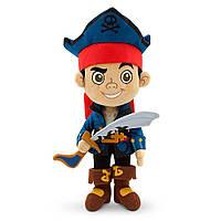 Мягкая игрушка Дисней/Disney Капитан Джейк 30 см. 1230000442357P
