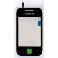 Тачскрин для Samsung S5360 Galaxy Y. чрный, фото 2