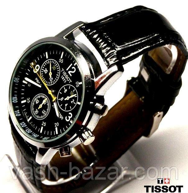 Мужские часы Tissot кварцевые (реплика качество) 68783c8515955