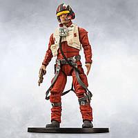 """Коллекционная фигурка По Дэмерон Poe Dameron """"Star Wars / Звездные войны"""" 17 см."""