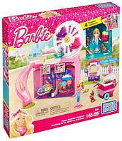 """Конструктор Мега Блокс Barbie фестиваль """"Приключения щенков"""",  Mega Bloks (165 дет.), мегаблокс барби CNF98"""