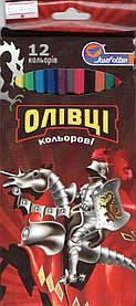 """Цветные карандаши """"Josef Otten"""" 12 цветов"""
