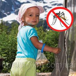 Браслет от комаров Green Bano 240 часов защиты