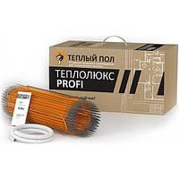Тёплый пол электрический Теплолюкс Profi  двужильный мат ProfiMat 160-2,0
