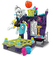 "Конструктор ""Спортомания"" Monster High Mega Bloks, мегаблокс, мега блокс монтер хай, megabloks (137 дет.)"