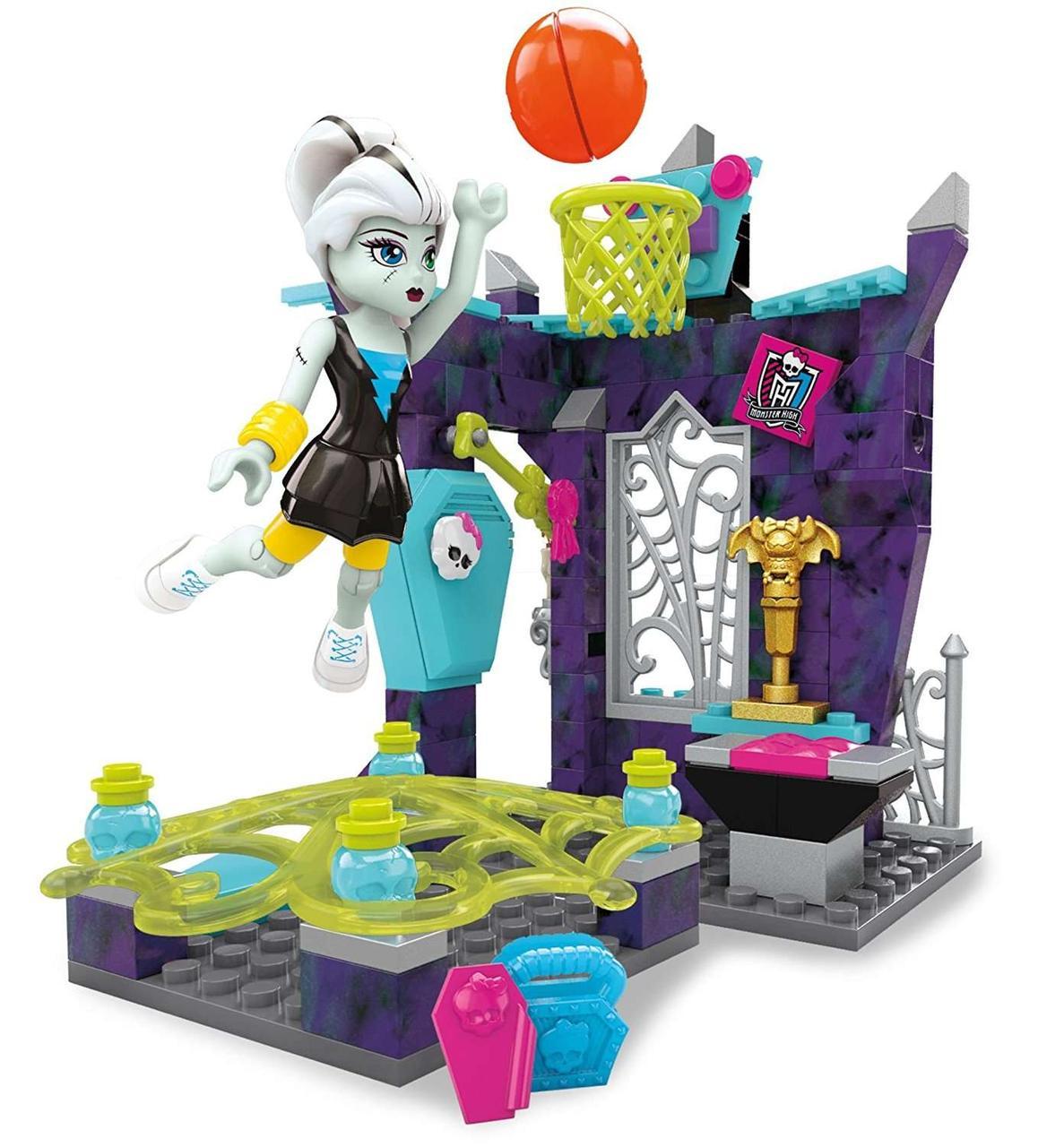 "Конструктор ""Спортомания"" Monster High Mega Bloks, мегаблокс, мега блокс монтер хай, megabloks (137 дет.) - Интернет-магазин "" Toyexpress "" в Днепре"