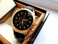 Модные мужские кварцевые часы Omega под Rolex, фото 1
