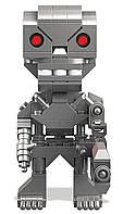 Конструктор Терминатор Т-800, Mega Bloks/Мега Блокс (195 дет.) DTW67