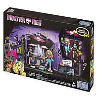 Конструктор Мега Блокс Монстер Хай Ужасно крутая вечеринка Monster High, Mega Bloks (371 дет.) мегаблокс CNF83