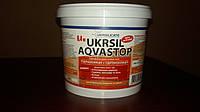 Гидрофобное жидкое калиевое стекло UKRSIL AQUASTOP - 1 литр (1,3 кг)