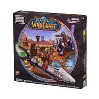 Конструктор Мега Блокс Вселенная Warcraft Преследование, Mega Bloks, Megabloks, Мегаблокс Варкрафт 91025