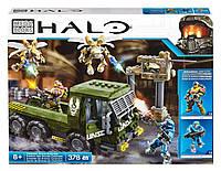 "Конструктор ""Вторжение дронов Ковенанта"" Mega Bloks Halo Mega Bloks/Мега Блокс (378 дет.)"
