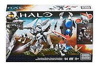 """Конструктор """"Воины служители"""" Прометейцы Mega Bloks Halo Construx Halo Promethean Warriors Мегаблокс (94 дет.)"""