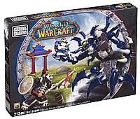 Конструктор World of Warcraft Sha of Anger Mega Bloks, варкратф мега блокс, мегаблок, megabloks (213 дет.)