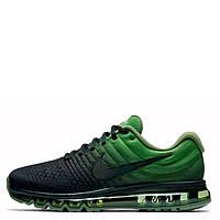 Мужские кроссовки Nike Air Max 2017 Black/Palm Green