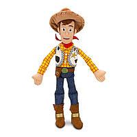 """Мягкая игрушка ковбой Вуди с """"Истории игрушек"""" 46 см.Дисней/Disney 1231000441887P"""