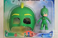 Герои в масках набор фигурка и маска героя Гекко