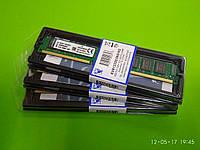 Оперативная память Kingston DDR3-1333 4096MB PC3-10600 (KVR1333D3N9/4G) Карта памяти Модуль ОЗУ для ПК.