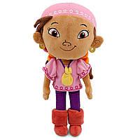 """Мягкая кукла Дисней/Disney Иззи 28 см. """"Джейк и пираты Нетландии"""" 1230000441891P"""