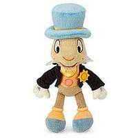 """Мягкая игрушка Дисней/Disney Кузнечик Джимини Крикет """"Пиноккио"""" 22,5 см 1235000440143P"""