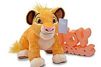 """Мягкая игрушка лев Симба 28 см.""""Король Лев"""" Disney/Дисней 1231047441882P"""