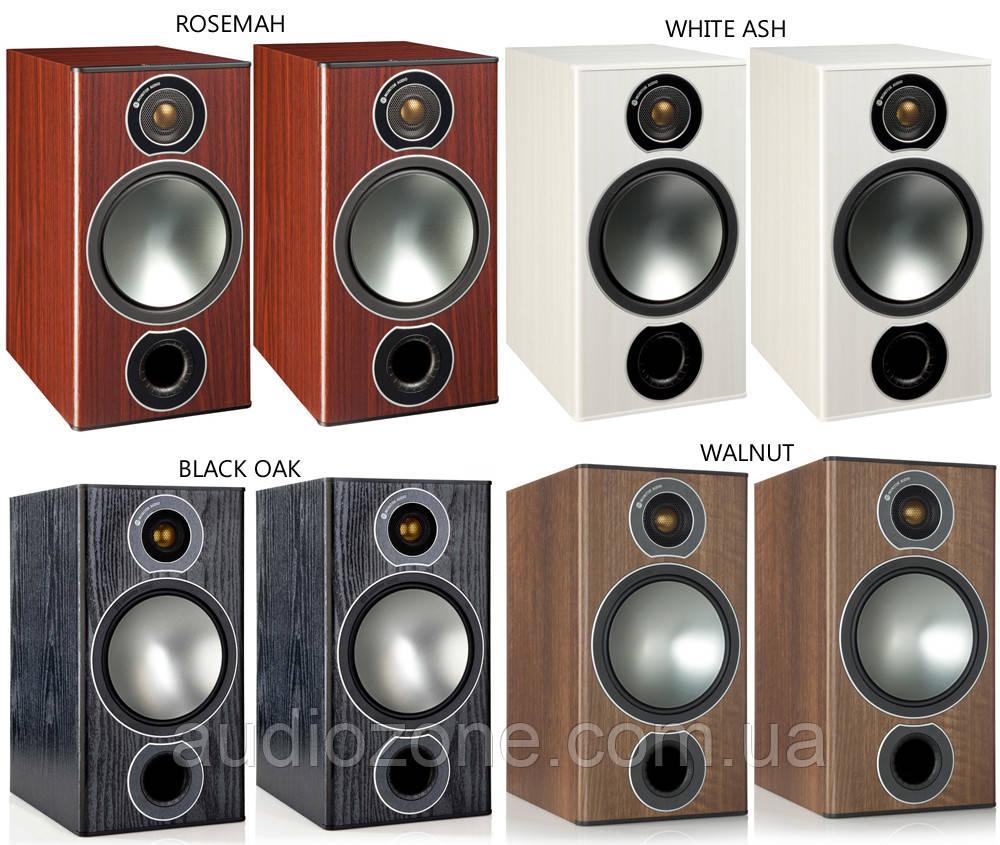 Акустическая система полочная Monitor Audio Bronze 2