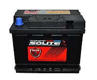 "Аккумулятор ""SOLITE R"" Japan 65A Ев (-/+) (620  CCA) 75D23L (д230*ш172*в220) нижн. бурт"