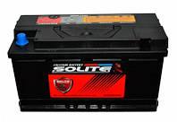 """Аккумулятор """"SOLITE R"""" Japan100А Ев (-/+) 125D31L (850 ССА) (д301*ш172*в220) нижн. борт"""