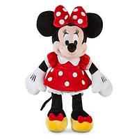 """Мягкая игрушка Дисней/Disney Минни Маус красного цвета мини 23 см. """"Микки Маус и его друзья""""  1235000441843P"""