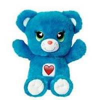 Мягкая игрушка мишка Ворчун Заботливые мишки/ Care Bears 35 см, Голубой