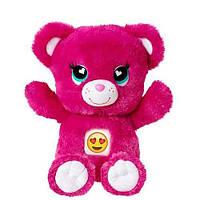 Мягкая игрушка мишка Радуга Заботливые мишки/ Care Bears 35 см, Малиновый)