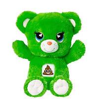 Мягкая игрушка Заботливые мишки/ Care Bears 35 см, Зеленый