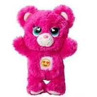Мягкая игрушка мишка Радуга/ ВесельчаИгрушечный мягкий мишка к Заботливые мишки/ Care Bears 20 см, Малиновый)