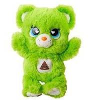 Мягкая игрушка Заботливые мишки/ Care Bears 20 см зеленый