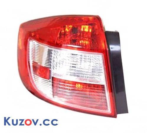 Фонарь задний Suzuki SX4 06- седан левый (Depo) 3567080J60000 3567080J60000, фото 2