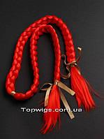 Канекалон 9109: цвет red