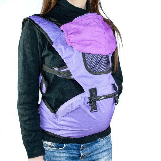 Рюкзак-кенгуру для перенесення дітей