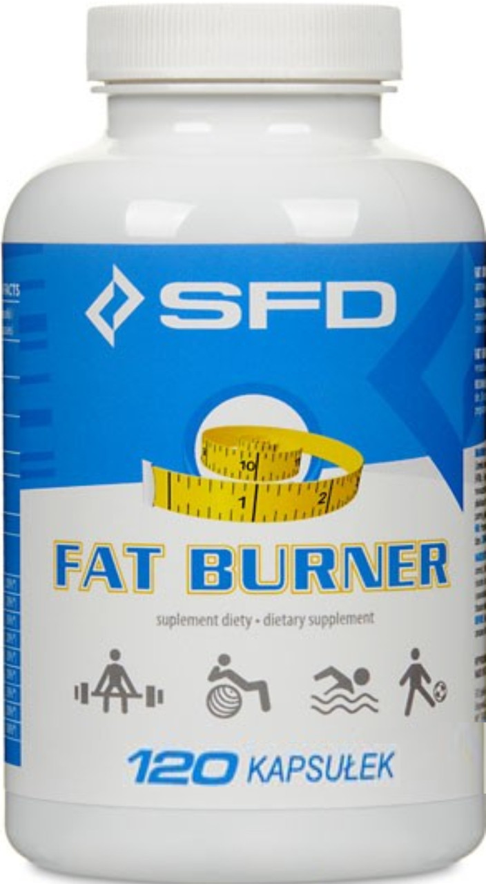 SFDFat Burner 120 caps