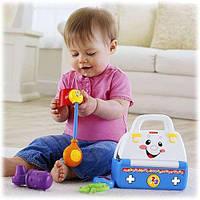 """Детский Музыкальный Игровой набор """"Маленький доктор"""" BFK39 Laugh & Learn Sing-a-Song Фишер Прайс/Fisher Price"""