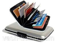 Кошелек кредитница Aluma Wallet