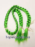 Канекалон 9109: цвет green