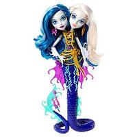 Кукла Monster High/Монстер Хай Пэрл и Пери Серпентайн Большой Скарьерный Риф Great Scarrier Reef