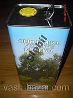 Масло Оливковое ExtraVergine 1й холодный отжим, 5л